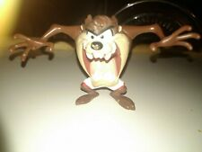 Vintage 1996 Warner Bros. Looney Tunes Taz Tasmanian Devil Pvc Figure Toy
