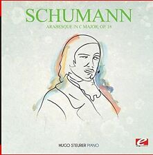 Schumann - Arabesque in C Major Op. 18 [New CD] Manufactured On Demand, Rmst