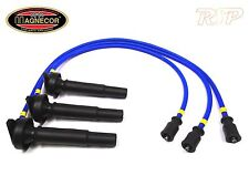 Magnecor 8mm Ignition HT Leads Wires Cable Mitsubishi Galant VR-4 2.5i 24v Q/CAM