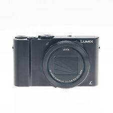 Panasonic Lumix DMC-LX10 20MP 3X Zoom F1.4-2.8 Compact Digital Camera Black