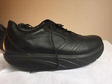 Schuhe, MBT, Gr. 40, UK 6,5 schwarz, Glattleder, fast wie neu