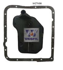 WESFIL Transmission Filter FOR Holden RODEO 2006-2008 4L60E WCTK98