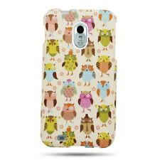 Design Cover Case For Samsung Galaxy S2 S 2 II Epic Touch 4G Cute FANCY OWL