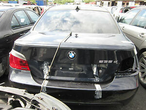 BMW 5 SERIES E60 525D 2004 REAR HEATED SCREEN BREAKING/PARTS