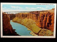 AZ - THE GRAND CANYON BRIDGE (1915-1930)