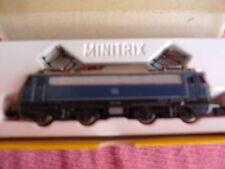 Old Locomotive__Minitrix__ 2930_