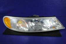99-02 Lincoln Continental Headlight Front Head Lamp Passenger Right OEM