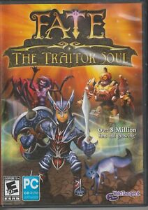 Fate The Traitor Soul CD 2009 Wild Tangent