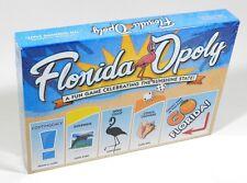 Florida Opoly Board Game