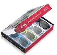 LG ELECTRONICS - AG-F315 Occhiali Cinema 3D Glasses 4x