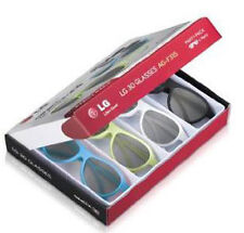 LG ELECTRONICS - AG-F315 Occhiali Cinema 3D Glasses 4x