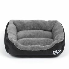 Pet Bed&sofa Bed For Small Large Dog Soft Bed Cozy Dog House Nest Waterproof Dog