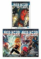 Red Hood And The Outlaws Rebirth Collection Dark Trinity Bizarro 3 Books Set NEW