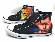 Converse Ctas x Dc Comics Superman Chuck Taylor All Star Shoes 161389C Mens 9
