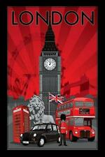 London : Decoscape - Maxi Poster 61cm x 91.5cm new and sealed