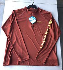 "New ListingMen's Columbia Pfg Terminal Tackleâ""¢ 1/4 Zip Long Sleeve Shirt Nwt Size Xl"