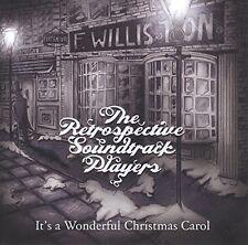 The Retrospective Soundtrack Players - Its a Wonderful Christmas Carol CD X