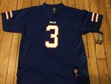 NFL Buffalo Bills MANUEL Jersey YOUTH BOYS (X-Large 18-20)**NEW** Retail $55