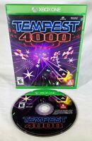 Tempest 4000 (Microsoft Xbox One, 2018) CIB Complete Atari Shooter *RARE* FUN!