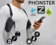 Phonster Z One Men Women Shoulder Bag Sling Chest Pack Sports Crossbody Handbag