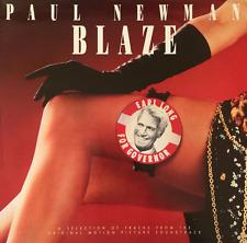 V/A - Blaze: A Selection From The Original Motion Picture Soundtrack (LP) (VG/G+