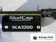 3456F Farad 2.85V Higher quality Supercapacitor Ultracapacitor lowest ESR (EDLC