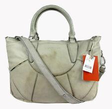 LIEBESKIND ESTHER E VINTAGE in Koi Beige Leather Satchel Shoulder Bag Msrp $298