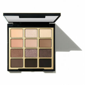 Milani Soft and Sultry Eye shadow Palette * Cruelty Free Cosmetics*