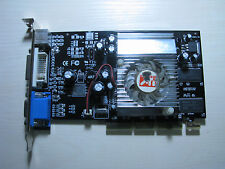 ATI Radeon 9600 AGP 128MB DDR VGA/DVI/TV-OUT