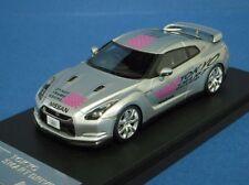hpi-racing 1/43 Nissan GT-R R35 Tokyo Smart Driver Resin Model from Japan