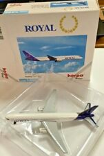 Herpa 503792 Royal Canadian Airlines Boeing 757–200 1/500 scale Diecast