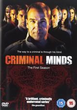 Criminal Minds Series - 1 Mandy Patinkin, Thomas 6-Disc New Sealed Region 2 DVD