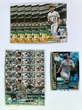 AUSTIN MEADOWS 2018 TOPPS UPDATE SERIES RC LOT TAMPA BAY RAYS AL CHAMPS
