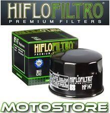 Hiflo Filtro De Aceite Fits Yamaha Xvs1300 un Midnight Star 11 quater 2007-2010