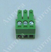 3 Pin 35mm Screw Pluggable Connector Terminal Block Phoenix Plug