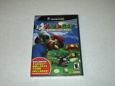 "Mario Golf Toadstool Tour Target Bullseye Exclusive ""Black Label"" Gamecube"