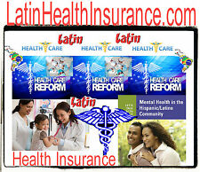 Latin Health Insurance .com Free Quote Care Doctor Clinic Benefits Domain Name