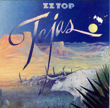 CD 10T ZZ TOP TEJAS  GERMANY