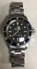 "1966 ROLEX 5513 SUBMARINER Gilt Dial ""Bart Simpson""  SUPER RARE !"
