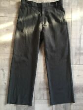 MARC JACOBS GRAY WOOL PANTS ITALY 52