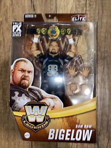 WWE Elite Legends Series 11 BAM BAM BIGELOW Target Excl Mattel 2021 *IN HAND*