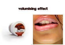 Hristina balsamo labbra naturale Lip BOOSTER Cannella EXTREME plumper Volume Labbra 30 ML