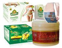 Lipo Fat Burner Loss Weight Tummy Slimming Fitness Body Sweat Gel Abs Cream TEAs