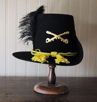 Hardee Hat Cavalry - (S, M, L, XL, XXL) - Civil War - FREE SHIPPING!!