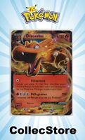 ☺ Carte Pokémon Dracaufeu EX 11/106 VF NEUVE - XY2 Etincelles