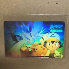 Pokemon cards Phone card Movie Revelation Lugia Holo NM w/tracking