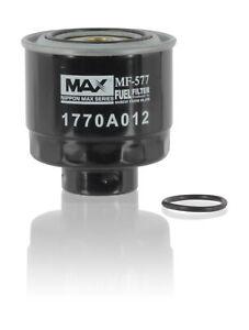 Wesfil Fuel Filter WCF103 fits Mitsubishi Triton 2.5 Di-D 2WD (ML,MN), 2.5 Di...