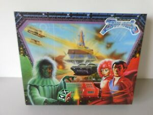 Terrahawks 100 Piece Puzzle Made By Arrow Puzzles 1983