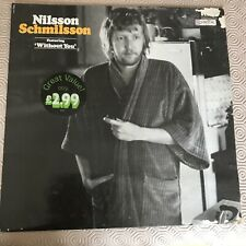 """Harry Nilsson - Nilsson Schmilsson - Original 12"""" LP 1972"""