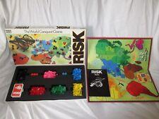Riesgo-Conquista Del Mundo Juego De Mesa - 1985-Tarjetas de misión con